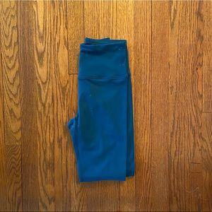Athletic full length leggings